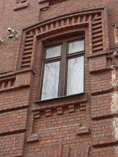 Архитектура окна, Кирпичная архитектура, фотографии кирпичрых домов. Архитектор Антон Булатецкий