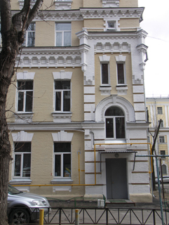 Композиция фасада, Кирпичная архитектура, фотографии кирпичрых домов. Архитектор Антон Булатецкий