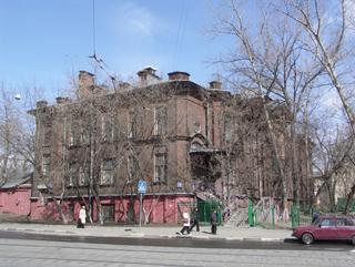 Кирпичный дом, Кирпичная архитектура, фотографии кирпичрых домов. Архитектор Антон Булатецкий