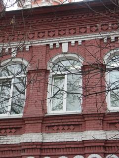 Декоративные элементы в старорусском стиле, Фотографии кирпичных домов, примеры античных - классических архитектурных форм. Архитектор Антон Булатецкий