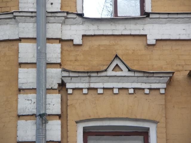 Рисунок жилого дома одноэтажного дома