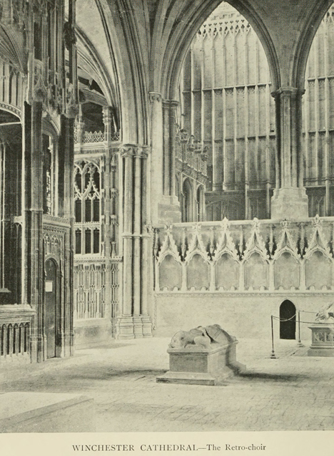 Gothic architecture in france, england, and italy 1915 г. Иллюстрация 235. Готическая архитектура, иллюстрации из 16-и книг, часть 1-я. Архитектор Антон Булатецкий