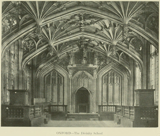 Gothic architecture in france, england, and italy 1915 г. Иллюстрация 258. Готическая архитектура, иллюстрации из 16-и книг, часть 1-я. Архитектор Антон Булатецкий