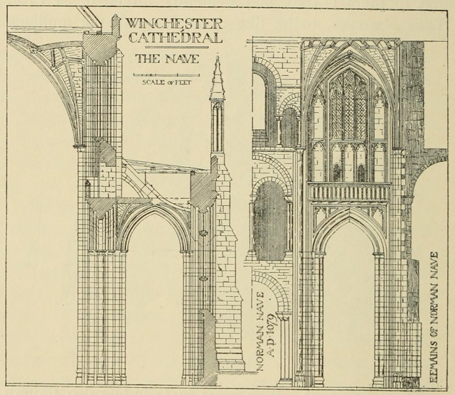 Gothic architecture in france, england, and italy 1915 г. Иллюстрация 264. Готическая архитектура, иллюстрации из 16-и книг, часть 1-я. Архитектор Антон Булатецкий