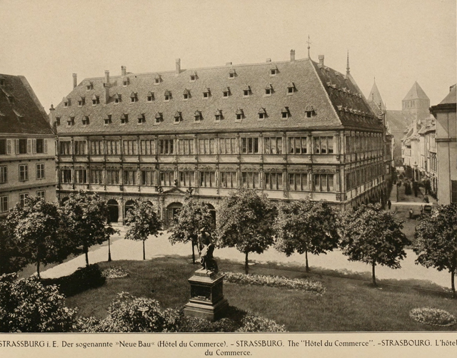 German architecture of the middle ages and Renaissance 1920 г. Иллюстрация 69. Готическая архитектура, иллюстрации из 16-и книг, часть 2-я. Архитектор Антон Булатецкий