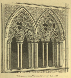 An introduction to the study of Gothic architecture 1849 г. Иллюстрация 41. Готическая архитектура, иллюстрации из 16-и книг, часть 3-я. Архитектор Антон Булатецкий