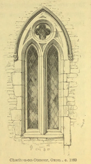 An introduction to the study of Gothic architecture 1849 г. Иллюстрация 52. Готическая архитектура, иллюстрации из 16-и книг, часть 3-я. Архитектор Антон Булатецкий
