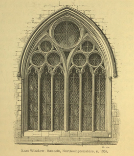 An introduction to the study of Gothic architecture 1849 г. Иллюстрация 57. Готическая архитектура, иллюстрации из 16-и книг, часть 3-я. Архитектор Антон Булатецкий