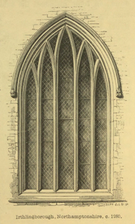 An introduction to the study of Gothic architecture 1849 г. Иллюстрация 59. Готическая архитектура, иллюстрации из 16-и книг, часть 3-я. Архитектор Антон Булатецкий