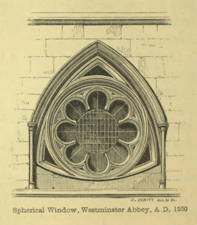 An introduction to the study of Gothic architecture 1849 г. Иллюстрация 62. Готическая архитектура, иллюстрации из 16-и книг, часть 3-я. Архитектор Антон Булатецкий