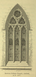 An introduction to the study of Gothic architecture 1849 г. Иллюстрация 71. Готическая архитектура, иллюстрации из 16-и книг, часть 3-я. Архитектор Антон Булатецкий