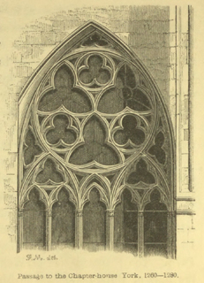 An introduction to the study of Gothic architecture 1849 г. Иллюстрация 72. Готическая архитектура, иллюстрации из 16-и книг, часть 3-я. Архитектор Антон Булатецкий