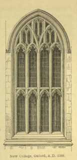 An introduction to the study of Gothic architecture 1849 г. Иллюстрация 86. Готическая архитектура, иллюстрации из 16-и книг, часть 3-я. Архитектор Антон Булатецкий
