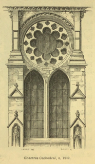 An introduction to the study of Gothic architecture 1849 г. Иллюстрация 94. Готическая архитектура, иллюстрации из 16-и книг, часть 3-я. Архитектор Антон Булатецкий