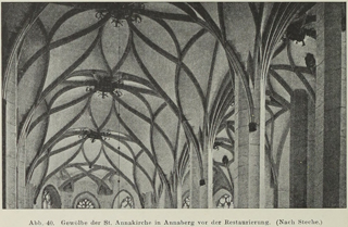 Late Gothic and Renaissance contribution to the history of German Architecture 1899 г. Иллюстрация 41. Готическая архитектура, иллюстрации из 16-и книг, часть 3-я. Архитектор Антон Булатецкий