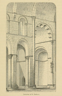 Some account of gothic architecture in Spain 1865 г. Иллюстрация 33. Готическая архитектура, иллюстрации из 16-и книг, часть 3-я. Архитектор Антон Булатецкий