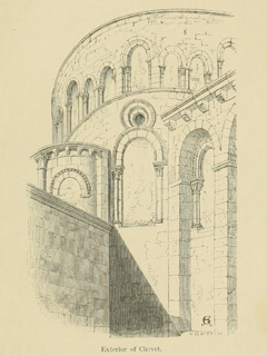 Some account of gothic architecture in Spain 1865 г. Иллюстрация 43. Готическая архитектура, иллюстрации из 16-и книг, часть 3-я. Архитектор Антон Булатецкий