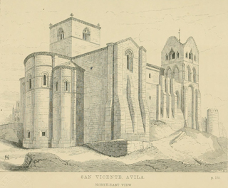 Some account of gothic architecture in Spain 1865 г. Иллюстрация 54. Готическая архитектура, иллюстрации из 16-и книг, часть 3-я. Архитектор Антон Булатецкий