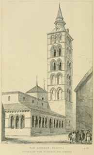 Some account of gothic architecture in Spain 1865 г. Иллюстрация 58. Готическая архитектура, иллюстрации из 16-и книг, часть 3-я. Архитектор Антон Булатецкий