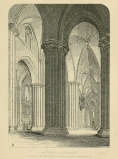 Some account of gothic architecture in Spain 1865 г. Иллюстрация 65. Готическая архитектура, иллюстрации из 16-и книг, часть 3-я. Архитектор Антон Булатецкий