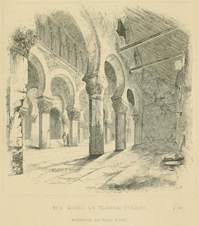 Some account of gothic architecture in Spain 1865 г. Иллюстрация 68. Готическая архитектура, иллюстрации из 16-и книг, часть 3-я. Архитектор Антон Булатецкий