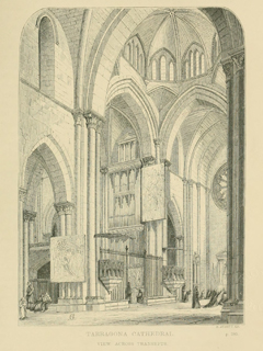 Some account of gothic architecture in Spain 1865 г. Иллюстрация 86. Готическая архитектура, иллюстрации из 16-и книг, часть 3-я. Архитектор Антон Булатецкий