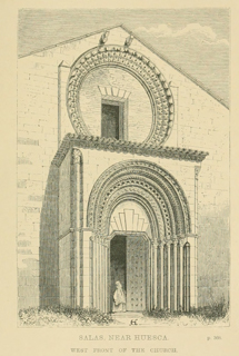 Some account of gothic architecture in Spain 1865 г. Иллюстрация 115. Готическая архитектура, иллюстрации из 16-и книг, часть 3-я. Архитектор Антон Булатецкий