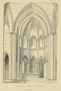 Some account of gothic architecture in Spain 1865 г. Иллюстрация 120. Готическая архитектура, иллюстрации из 16-и книг, часть 3-я. Архитектор Антон Булатецкий