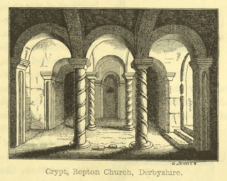 The principles of Gothic ecclesiastical architecture 1859 г. Иллюстрация 35. Готическая архитектура, иллюстрации из 16-и книг, часть 3-я. Архитектор Антон Булатецкий