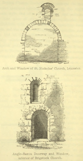 The principles of Gothic ecclesiastical architecture 1859 г. Иллюстрация 37. Готическая архитектура, иллюстрации из 16-и книг, часть 3-я. Архитектор Антон Булатецкий
