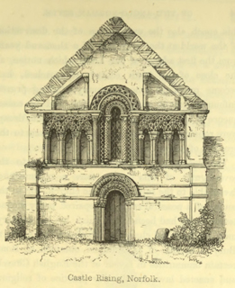 The principles of Gothic ecclesiastical architecture 1859 г. Иллюстрация 41. Готическая архитектура, иллюстрации из 16-и книг, часть 3-я. Архитектор Антон Булатецкий