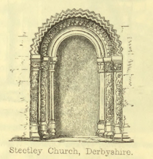 The principles of Gothic ecclesiastical architecture 1859 г. Иллюстрация 45. Готическая архитектура, иллюстрации из 16-и книг, часть 3-я. Архитектор Антон Булатецкий
