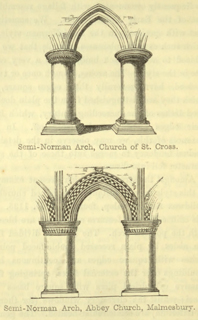 The principles of Gothic ecclesiastical architecture 1859 г. Иллюстрация 63. Готическая архитектура, иллюстрации из 16-и книг, часть 3-я. Архитектор Антон Булатецкий