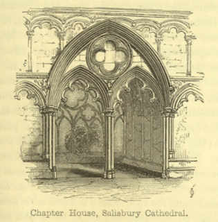 The principles of Gothic ecclesiastical architecture 1859 г. Иллюстрация 71. Готическая архитектура, иллюстрации из 16-и книг, часть 3-я. Архитектор Антон Булатецкий