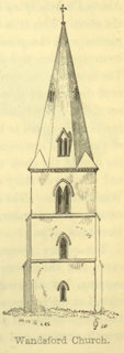 The principles of Gothic ecclesiastical architecture 1859 г. Иллюстрация 84. Готическая архитектура, иллюстрации из 16-и книг, часть 3-я. Архитектор Антон Булатецкий