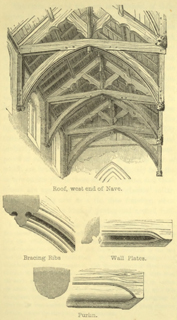 The principles of Gothic ecclesiastical architecture 1859 г. Иллюстрация 97. Готическая архитектура, иллюстрации из 16-и книг, часть 3-я. Архитектор Антон Булатецкий
