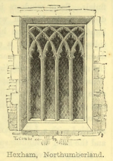 The principles of Gothic ecclesiastical architecture 1859 г. Иллюстрация 103. Готическая архитектура, иллюстрации из 16-и книг, часть 3-я. Архитектор Антон Булатецкий
