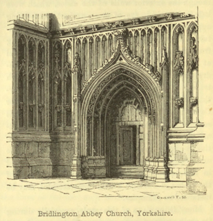 The principles of Gothic ecclesiastical architecture 1859 г. Иллюстрация 123. Готическая архитектура, иллюстрации из 16-и книг, часть 3-я. Архитектор Антон Булатецкий
