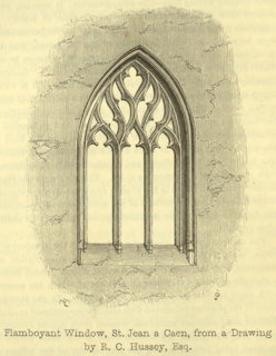 The principles of Gothic ecclesiastical architecture 1859 г. Иллюстрация 128. Готическая архитектура, иллюстрации из 16-и книг, часть 3-я. Архитектор Антон Булатецкий
