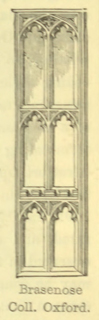 The principles of Gothic ecclesiastical architecture 1859 г. Иллюстрация 129. Готическая архитектура, иллюстрации из 16-и книг, часть 3-я. Архитектор Антон Булатецкий
