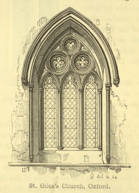 The principles of Gothic ecclesiastical architecture 1859 г. Иллюстрация 78. Готическая архитектура, иллюстрации из 16-и книг, часть 3-я. Архитектор Антон Булатецкий