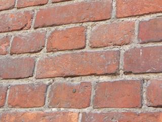 Кладка с замазанным швом, Фактуры кирпичных стен, фотографии. Архитектор Антон Булатецкий