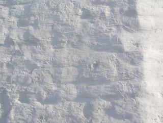 Побеленная кирпичная стена, Фактуры кирпичных стен, фотографии. Архитектор Антон Булатецкий