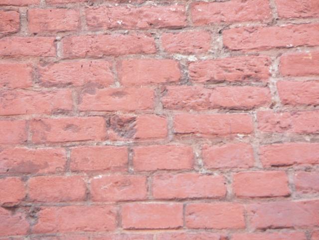 Кривая кирпичная кладка. Фактуры кирпичных стен, фотографии. Архитектор Антон Булатецкий