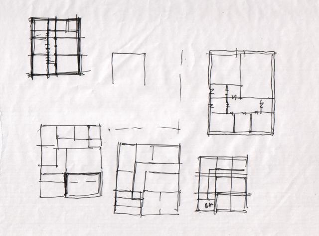 Почеркушки к проектам кирпичных домов