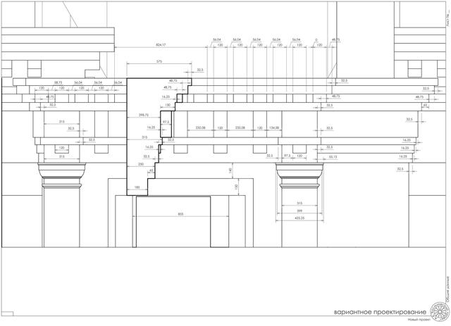 дом из желтого кирпича с колоннами - Нужные схемы и описания для всех.