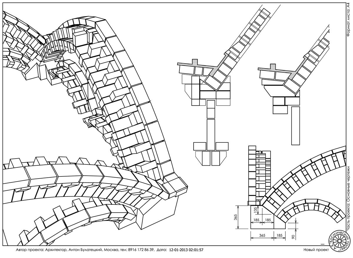 Кирпичные арки