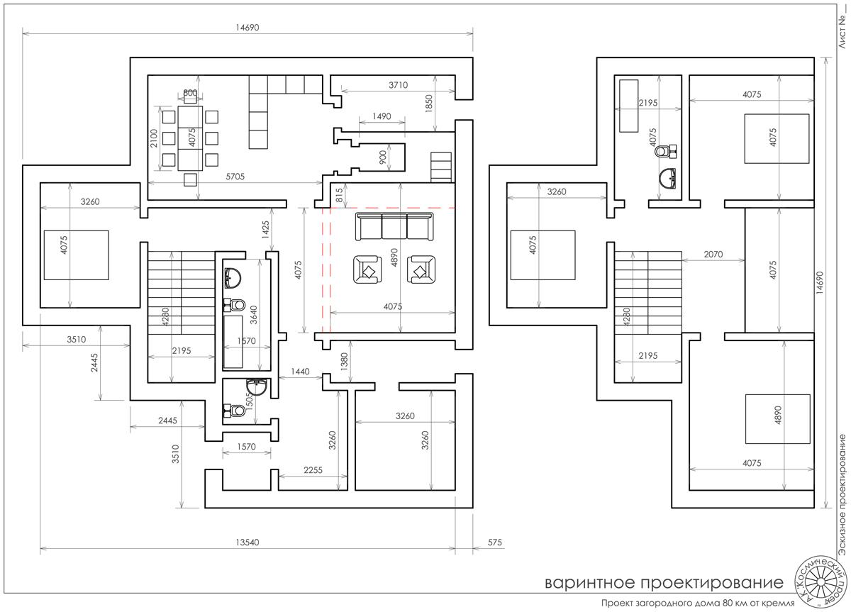 План дачного дома 6х6: особенности домика с печкой