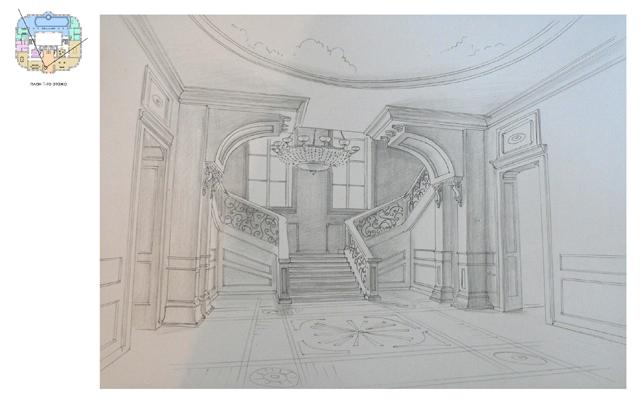 проект рисунок: