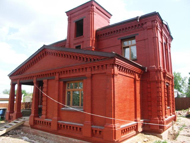зубов проекты кирпичных традиционных русских домов нормативные